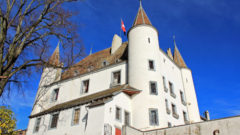 Top Sights to See in Nyon on Lake Geneva, Switzerland
