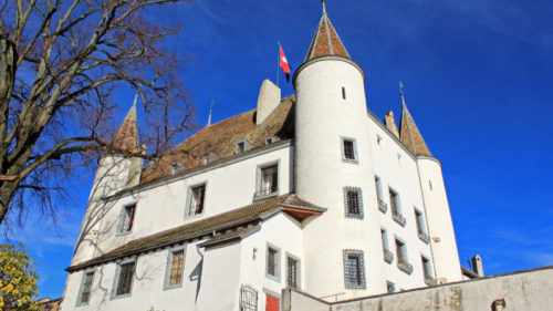 Top Sights to See in Nyon on Lake Geneva, Switzerland