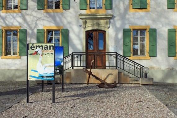 Musée du Léman in Nyon, Switzerland