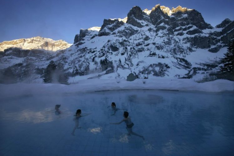 Walliser Alpentherme Leukerbad - Loeche les Bains-the top day spa