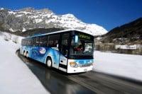 Bus Leuk to Leukerbad - Loeche les Bains
