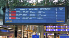 Trains Departure Times from Geneva Airport