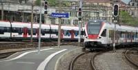 Lausanne Train Station, Switzerland