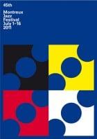 Montreux Jazz Festival 2011 Poster