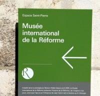 International Museum of the Reformation (Musée International de la Réforme)