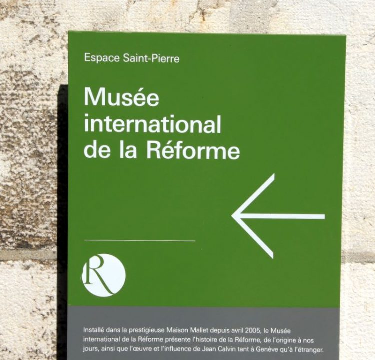International Museum of the Reformation (Musée International de la Réforme)