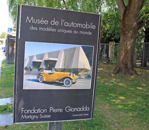 Enjoy Art in the Fondation Pierre Gianadda in Martigny
