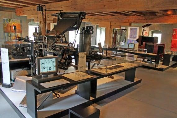 Visit the Gutenberg Museum in Fribourg, Switzerland
