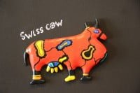Swiss Cow by Niki de Saint Phalle
