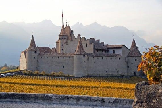 Photos of Château d'Aigle Castle in Switzerland