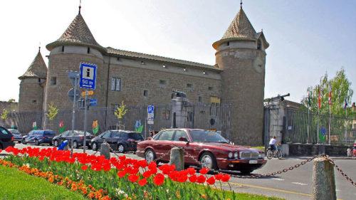 Visit Château de Morges Castle with Four Museums, Switzerland