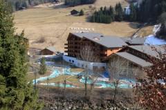 Val d'Illiez Thermal Baths Spa Complex