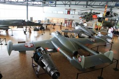 Clin d'Ailes Museum of Military Aviation in Switzerland