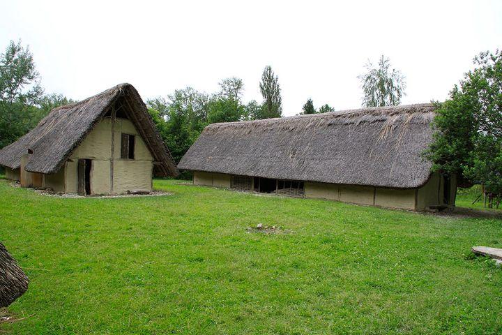 Village Lacustre in Gletterens
