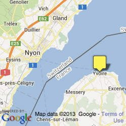 Google Map Yvoire