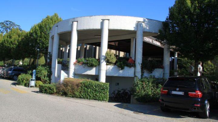 Centre Thermal Yverdon les Bains