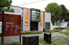 The Roman Museum in Lausanne-Vidy, Switzerland