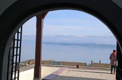 View from Nyon Castle