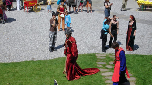 Visit the Swiss Museum of Games on Lake Geneva