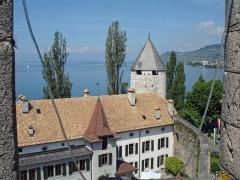 La-Tour-de-Peilz Castle in Switzerland
