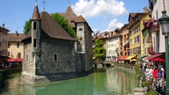 Top Sights to See in Old Town Annecy in France