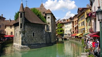 Chateau d'Isle in Annecy