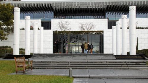 Visit the Olympic Museum in Lausanne-Ouchy