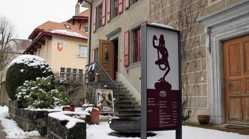 Visit the Tibet Museum Alain Bordier Foundation in Gruyeres