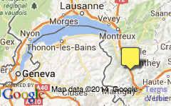 Lavey Google Map
