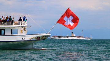 Savoie and La Suisse on Lake Geneva