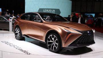 Geneva Auto Salon Lexus