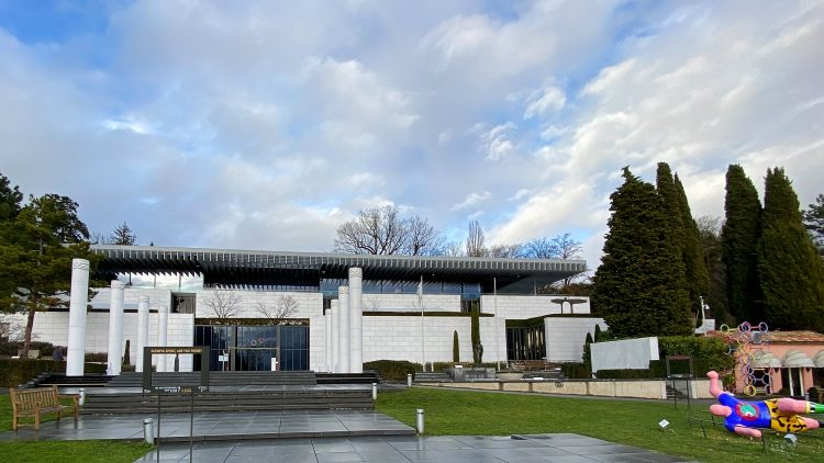 Olympic Museum in Lausanne