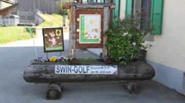 Swin Golf in Lucens