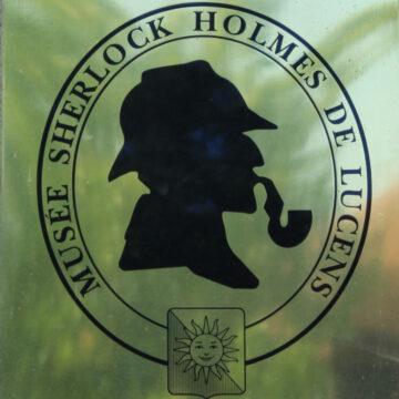 Sherlock Holmes Museum in Lucens, Switzerland