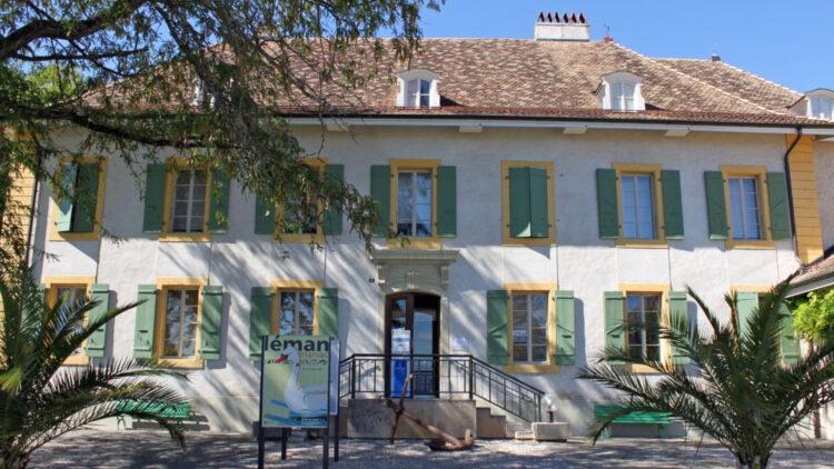 Musée du Léman (Lake Geneva Museum) in Nyon, Switzerla