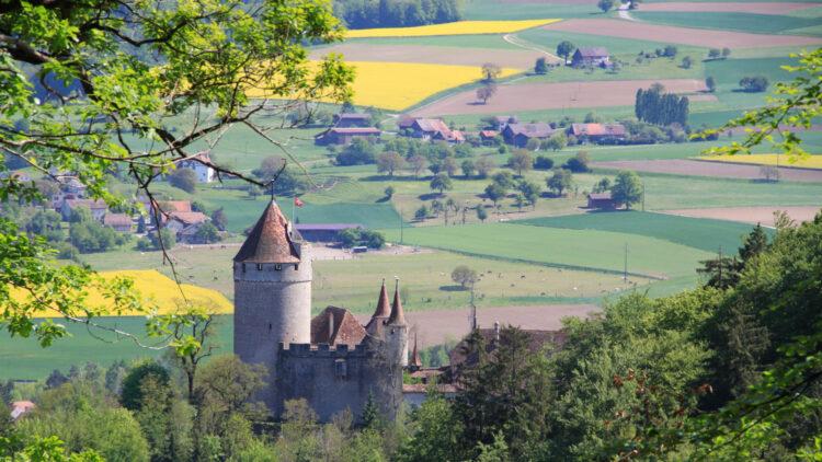 Lucens Castle