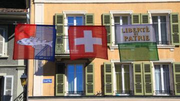 Nyon Flags