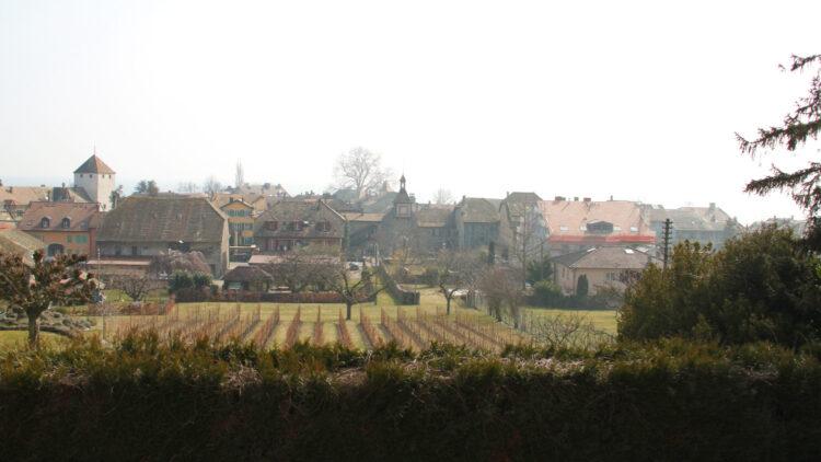 View of St Prex