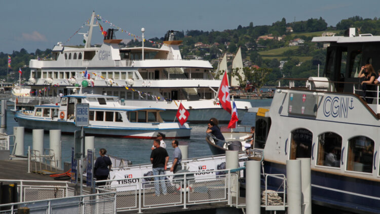 Boats Geneva-Mt-Blanc