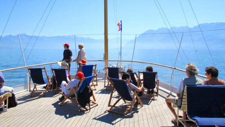 La Suisse Upper Deck
