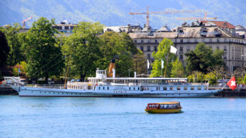 Savoie and Mouette in Geneva