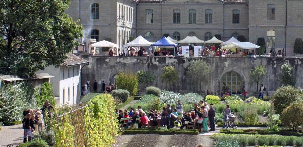 Festival & Market at Chateau de Prangins