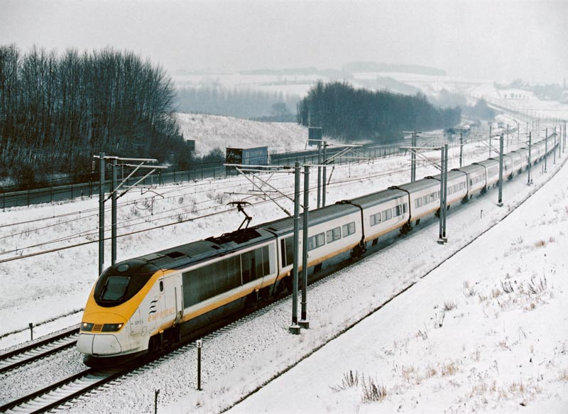 Travel Eurostar From London To The French Alps Lake Geneva Switzerland